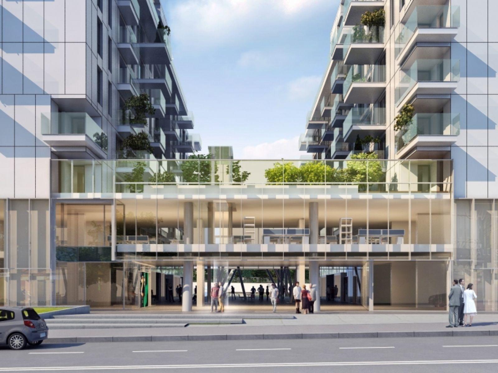 Announcing One Herastrau Plaza
