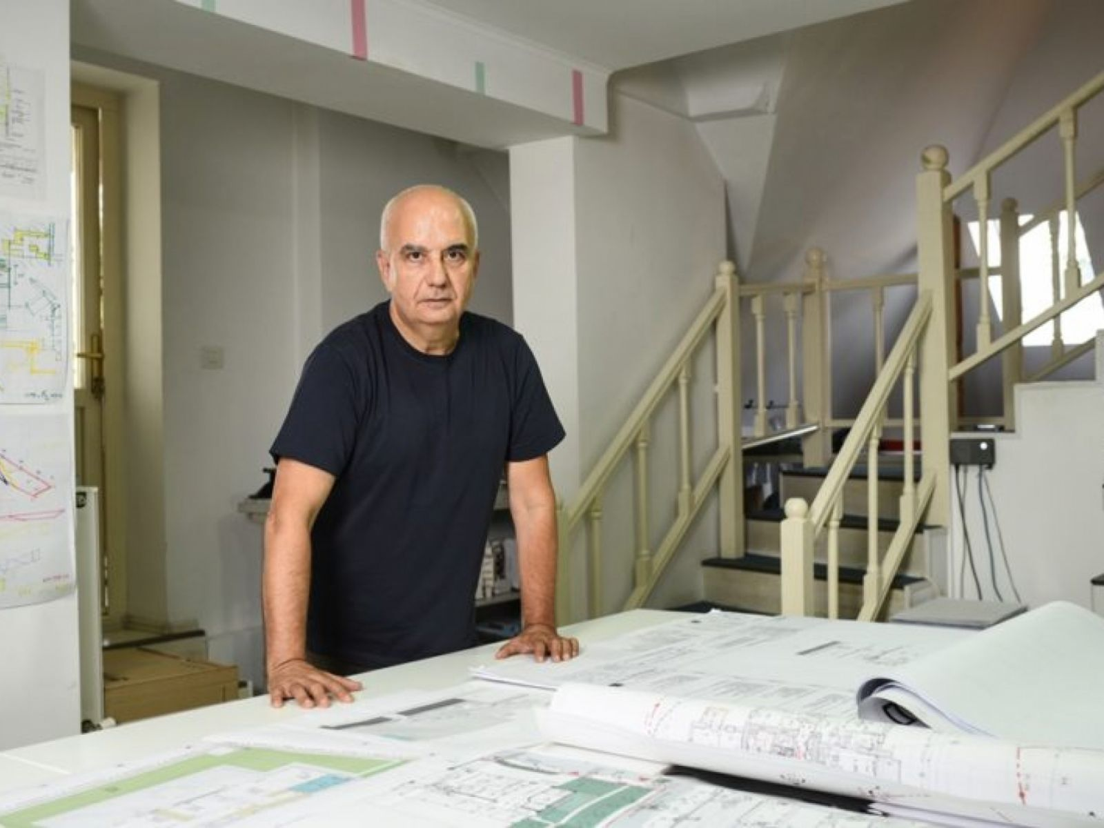 Marius Călin, the architect of the trilogy One Herastrau: Park, Plaza and Towers
