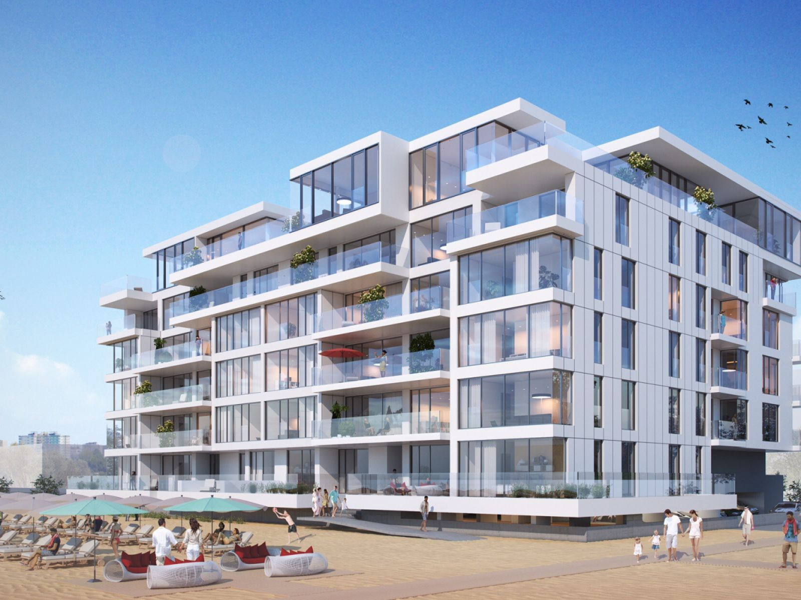 Neo Mamaia to receive building permits: site works begin this month