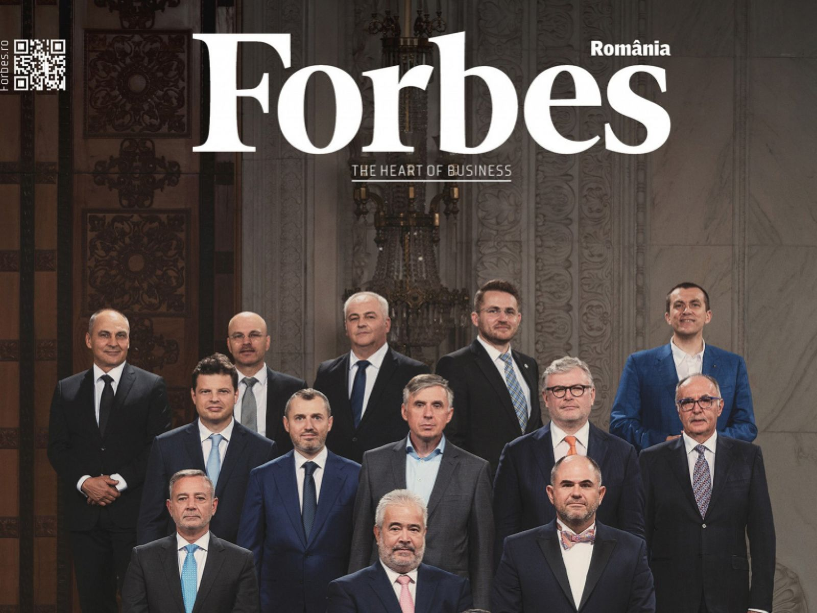 Forbes presents One United Properties founders on 100 Business Hall of Fame
