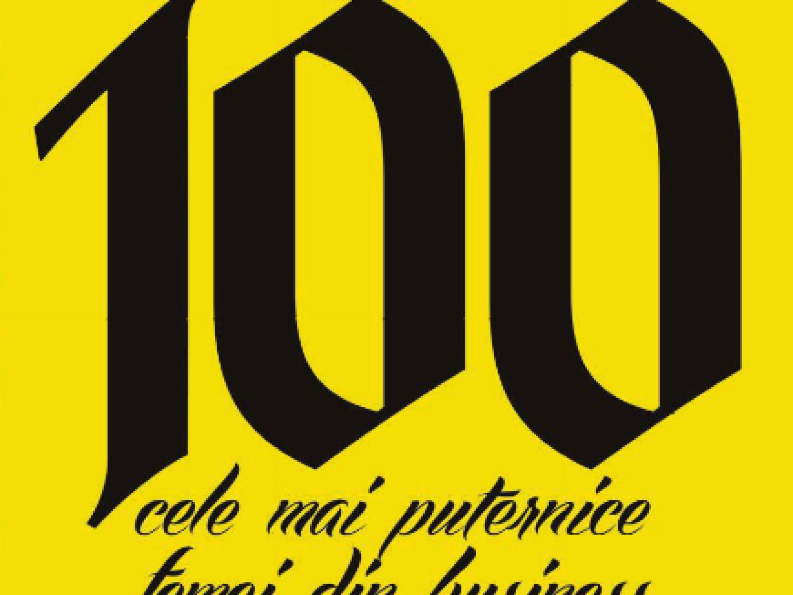 Cristina Căpitanu and Beatrice Dumitrașcu, in Business Magazin 100 most powerful women in business