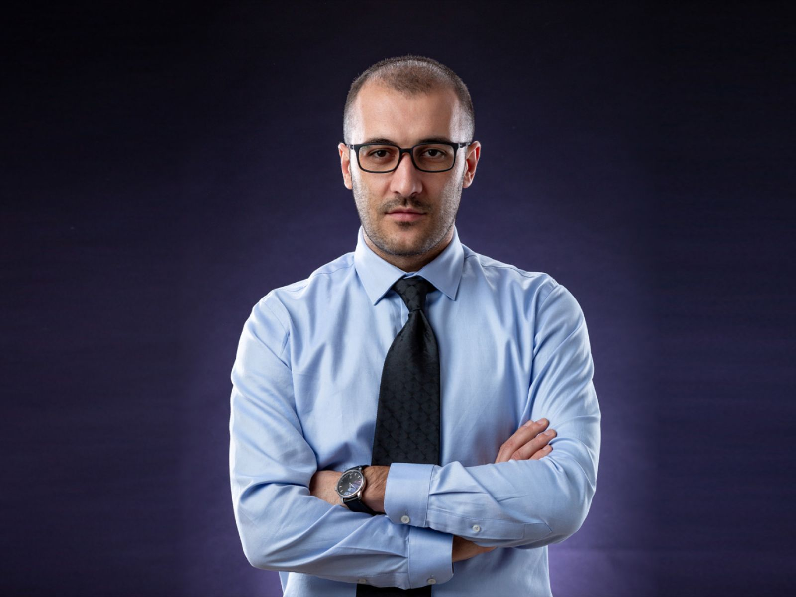Andrei Corobea, Senior Project Manager for One United Properties, featured in Business Magazin 100 Young Top Managers