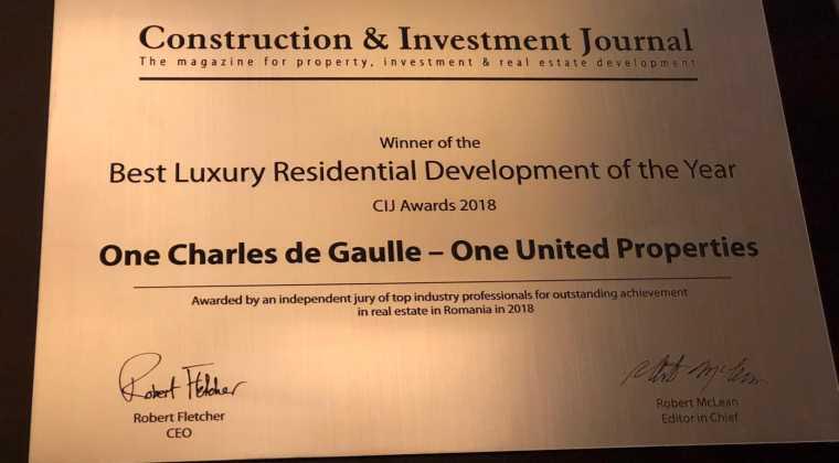 Best Luxury Residential Development