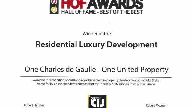 Residential Luxury Development