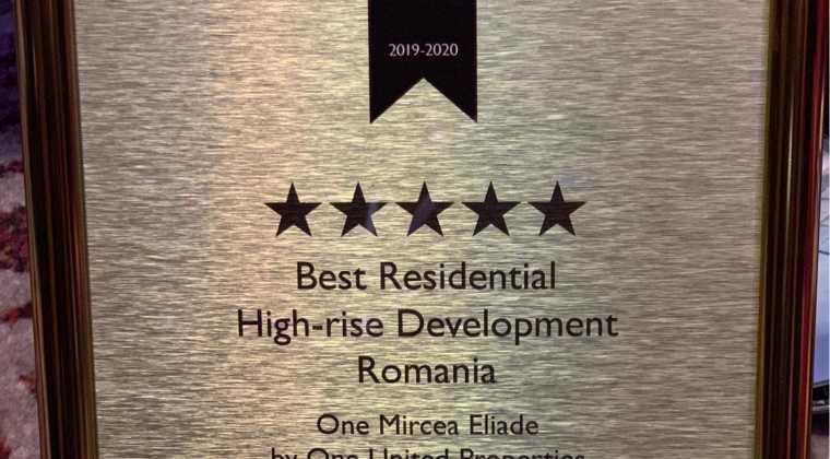 Best Residential High-rise Development