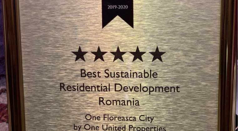 Best Sustainable Residential Development