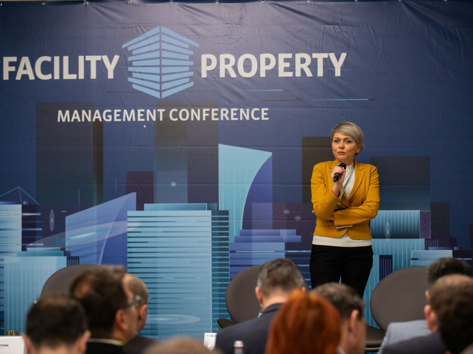 One United Properties at Facility Conference in Bucharest