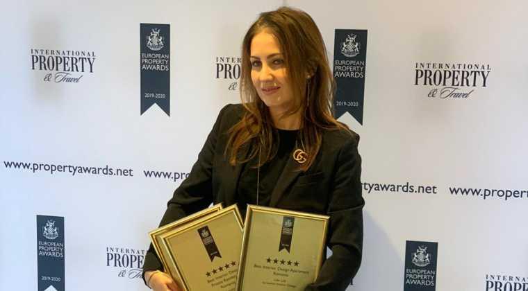 Lemon Interior Design: 3 awards at the International Property Awards