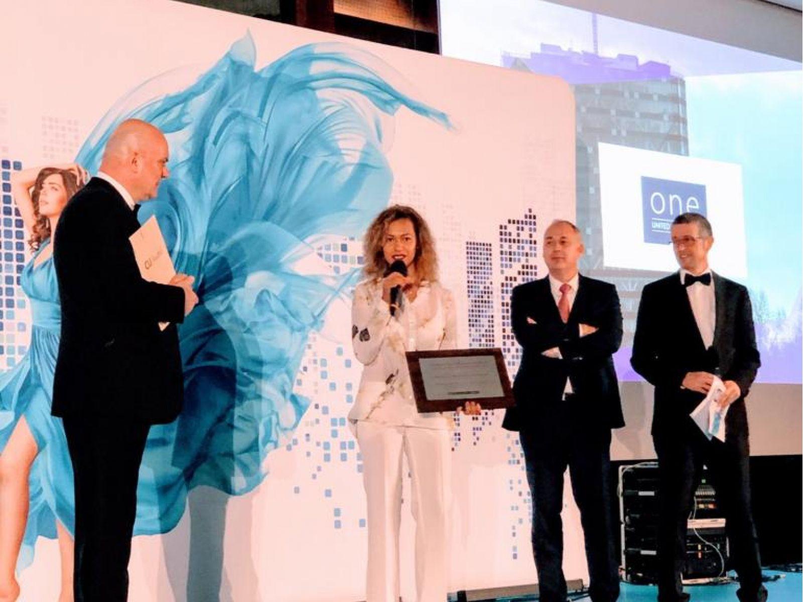 4 awards for One United Properties at CIJ Awards Romania 2019