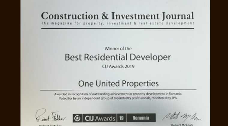 Best Residential Developer