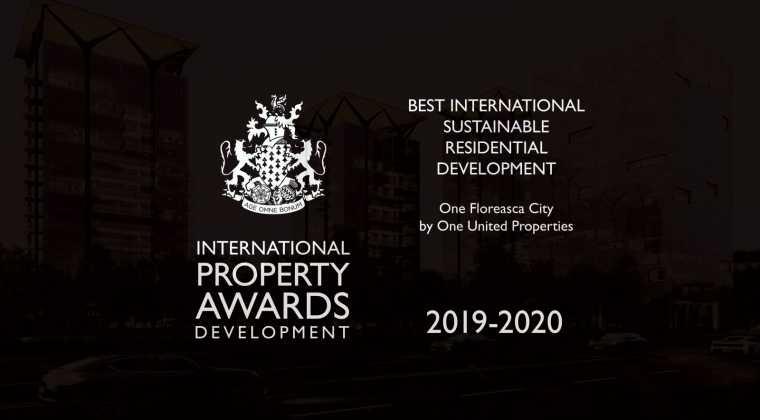Best International Award in Sustainable Residential Development