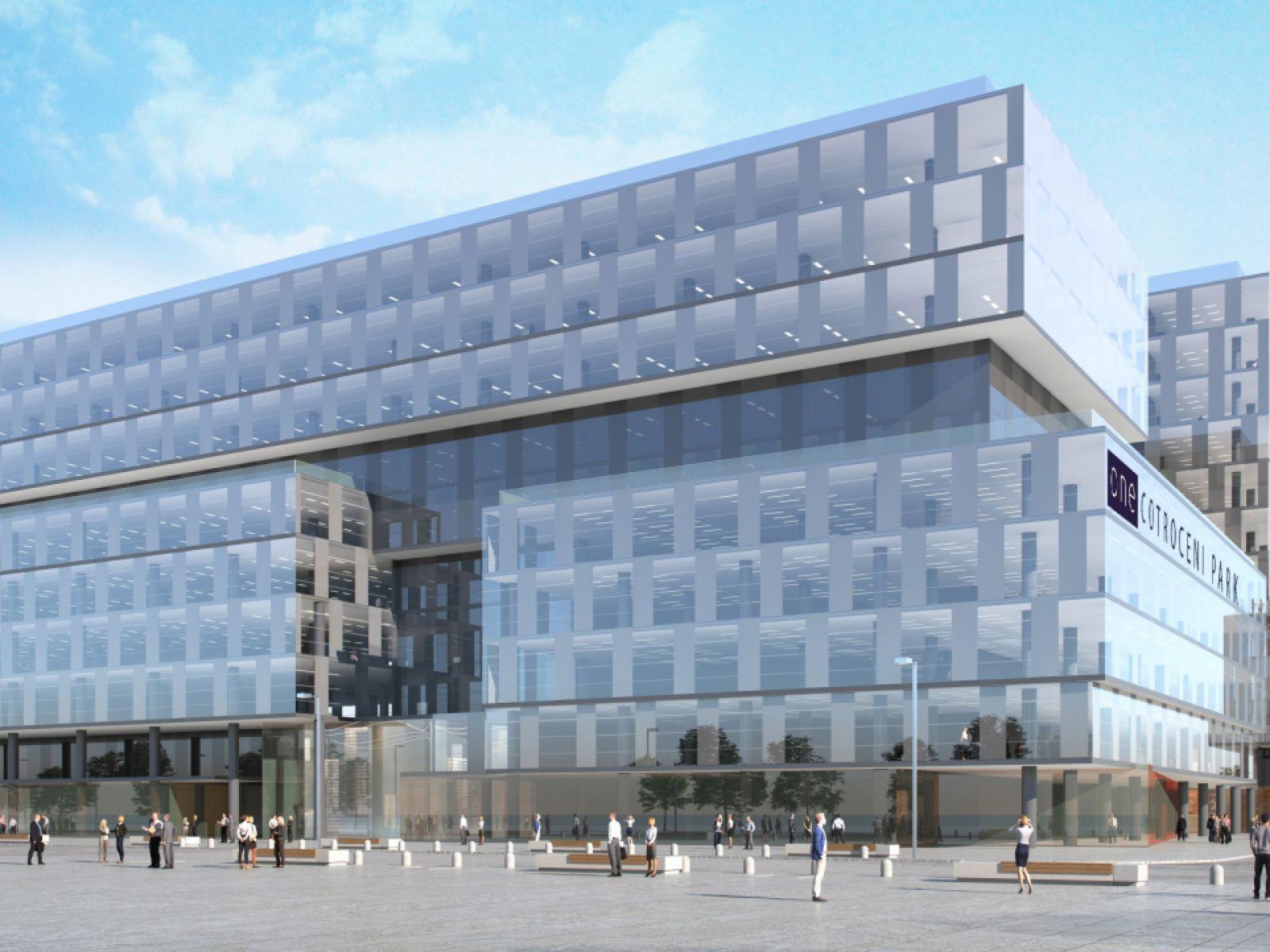 Ziarul Financiar: One United Properties, premiere for an office centre in Bucharest.