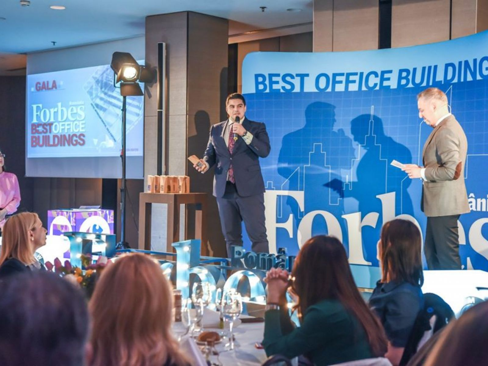 One United Properties awarded for Best Strategy Mixed Projects at Forbes Best Office Buildings Gala