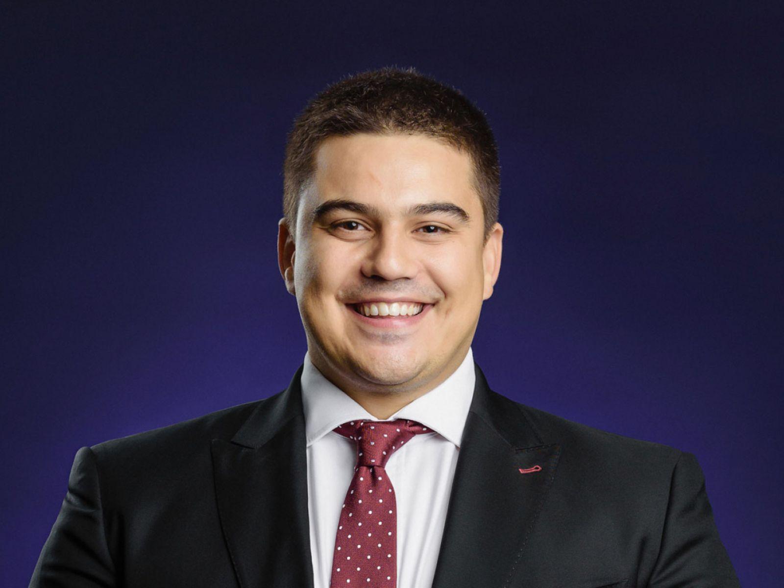 Mihai Păduroiu, CEO Office Division One United Properties – speaker at 2020 HOF Awards in Prague