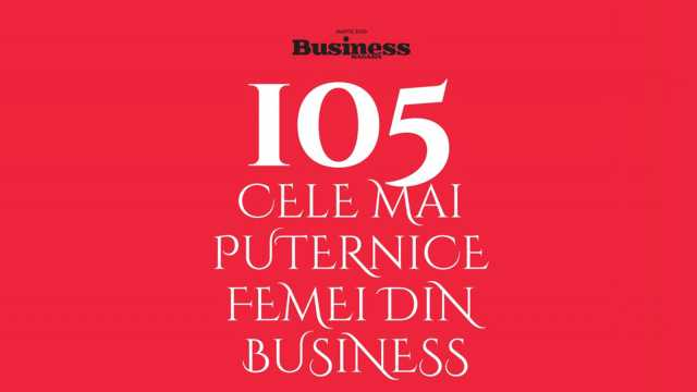 Beatrice Dumitrașcu and Elena Oancea, included in Business Magazin catalogue of 100 most successful Romanian businesswomen
