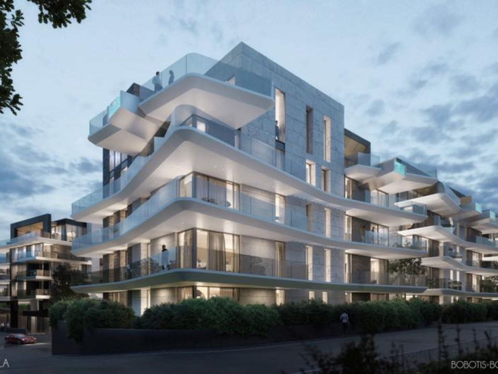 One United Properties to begin construction of One Peninsula luxury residential project near Floreasca lake