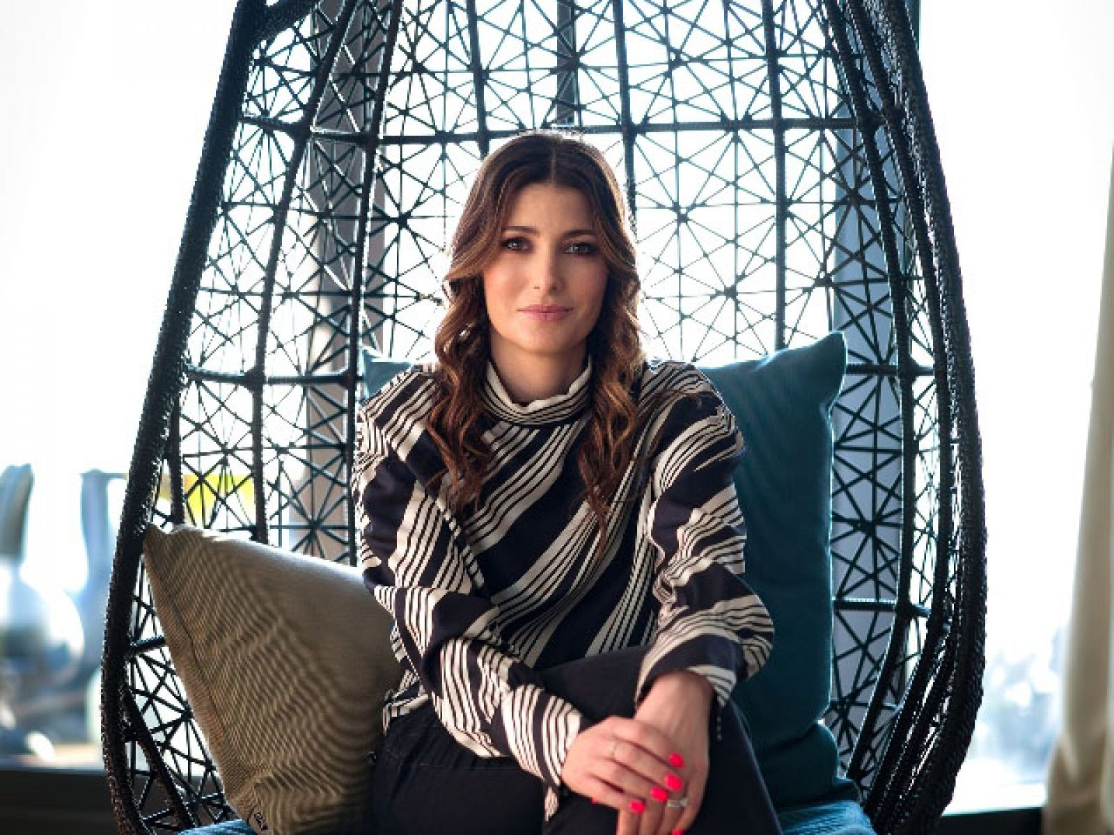 """Cristina Căpitanu, co-founder Lemon Interior Design, on the importance of a cosy and balanced interior: """"People are nowadays more and more concerned about their homes"""""""