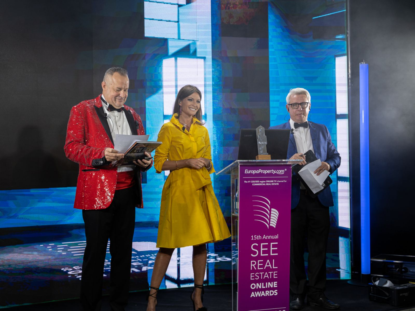Two awards for One United Properties at Europa Property SEE Real Estate Awards Gala: Future Project of the Year for One Floreasca City and Residential Project for One Herăstrău Plaza