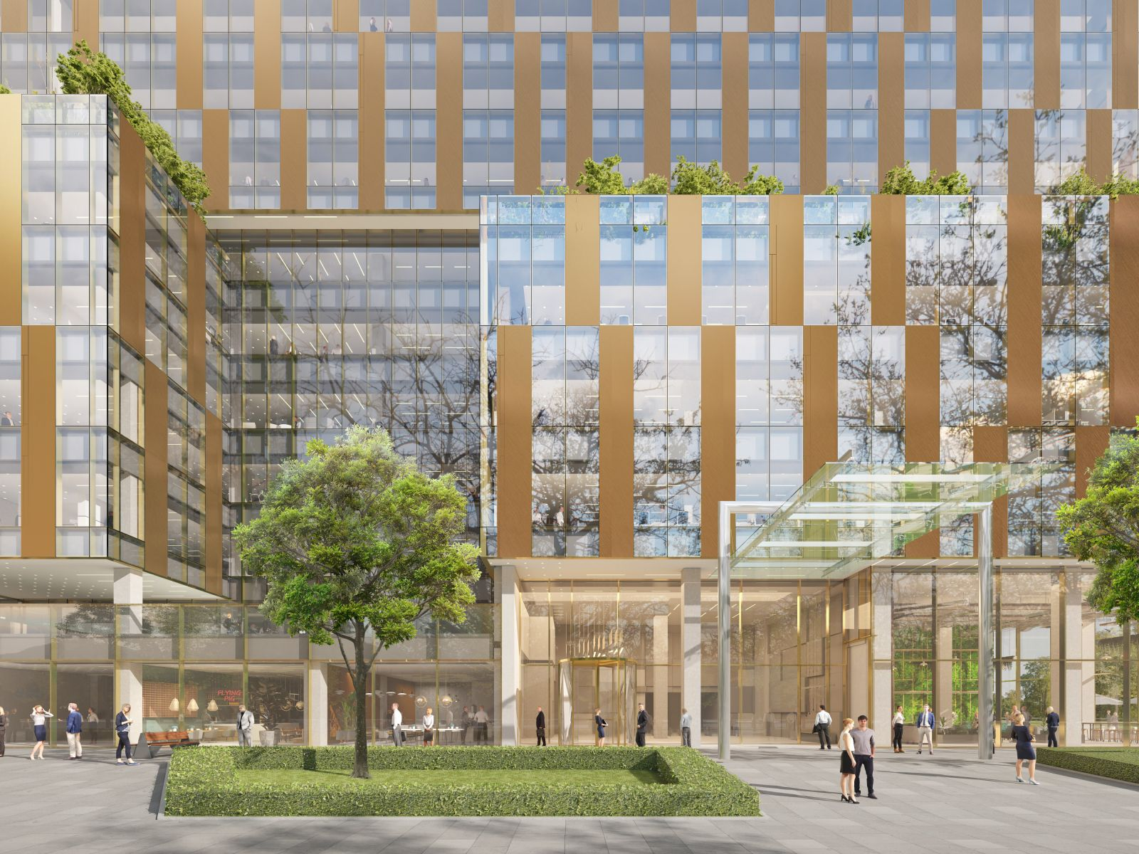 EUR 25 million capital increase for One Cotroceni Park, the largest urban regeneration project in Bucharest