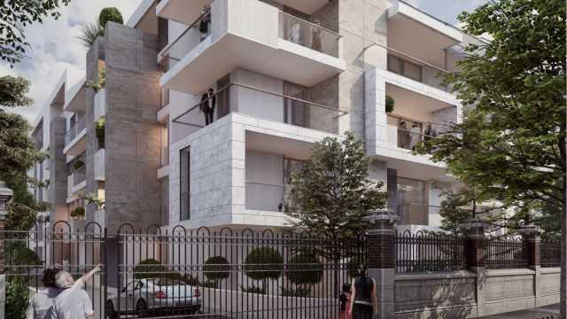One Modrogan - a family heritage located at kilometre zero of Bucharest's residential developments