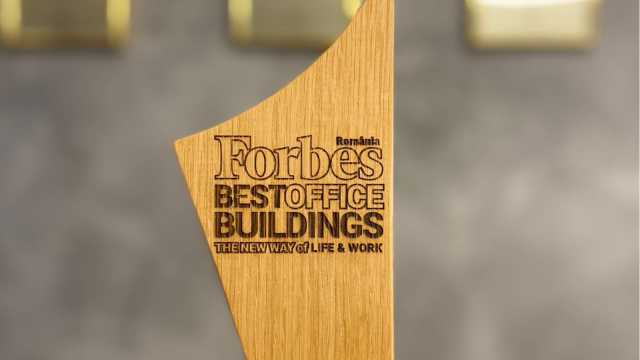 One United Properties awarded at Forbes Best Office Buildings Gala 2021