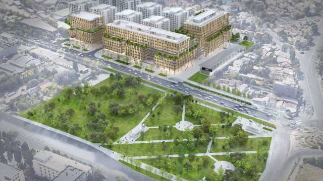 Construction permit approved for One Cotroceni Park residential component