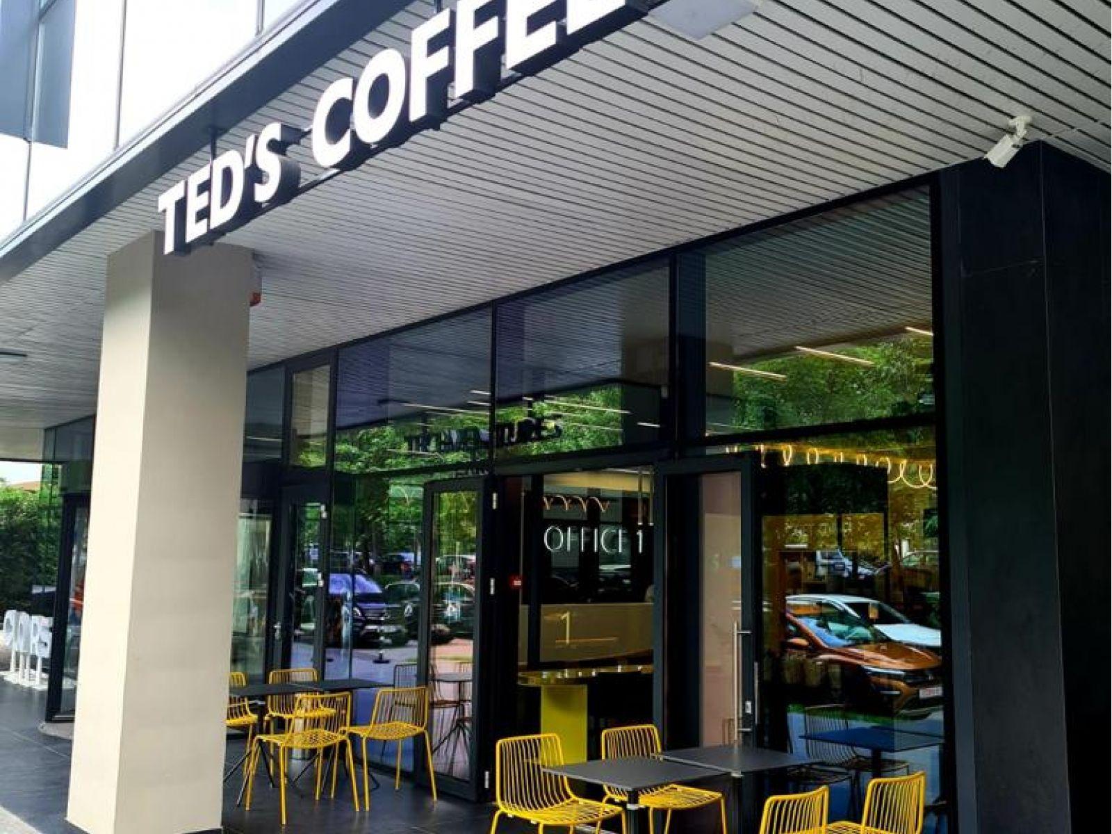 Ted's Coffee at One Herăstrău Office