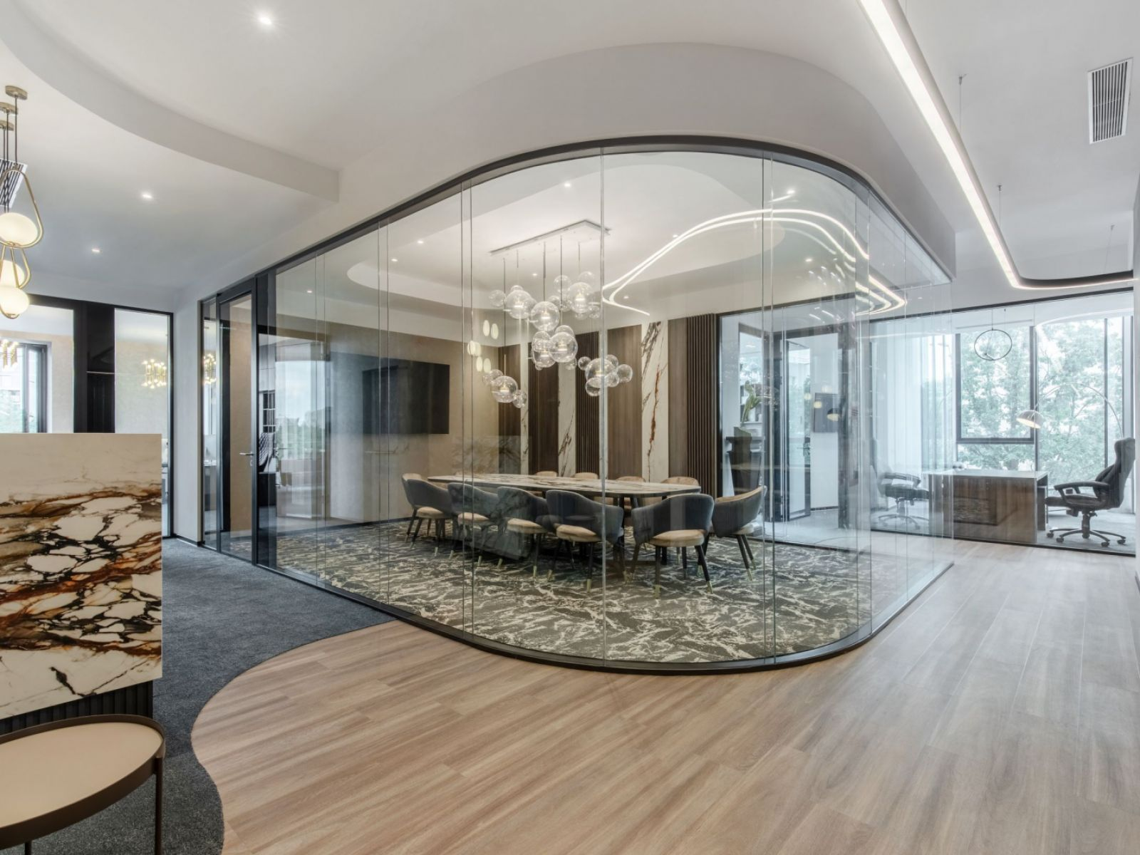 Lemon Office Design signs Thematic Channels` office design project at One Herăstrău Towers