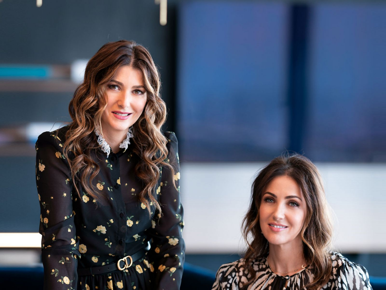 Cristina Căpitanu and Elena Oancea about smart living concepts in Casa Lux