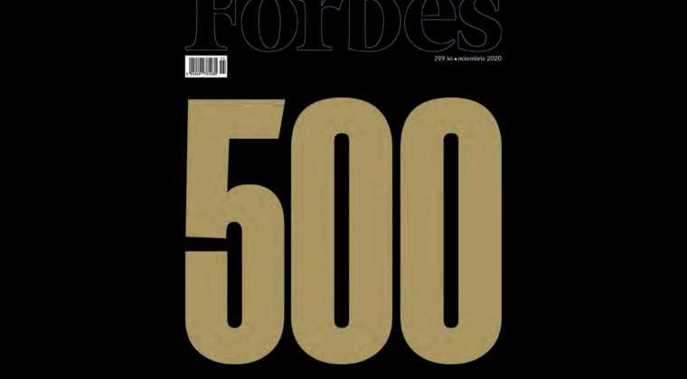 One United Properties S.A. ranked number 5 in Forbes Romania Top 500.
