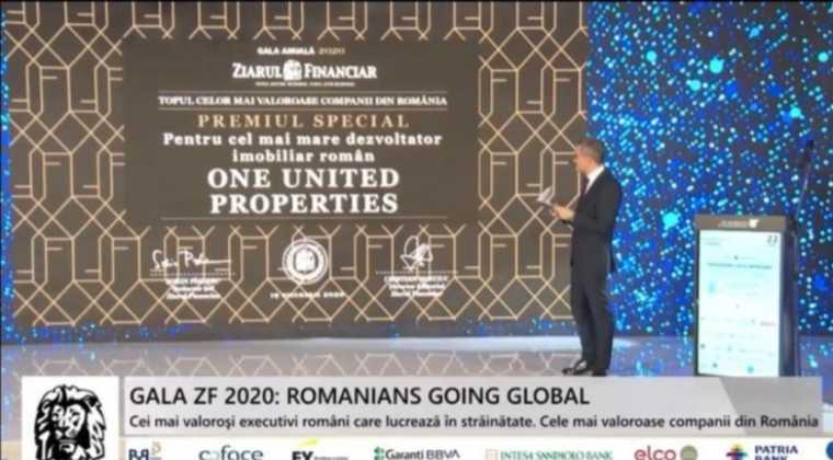 The leading real estate developer in Romania