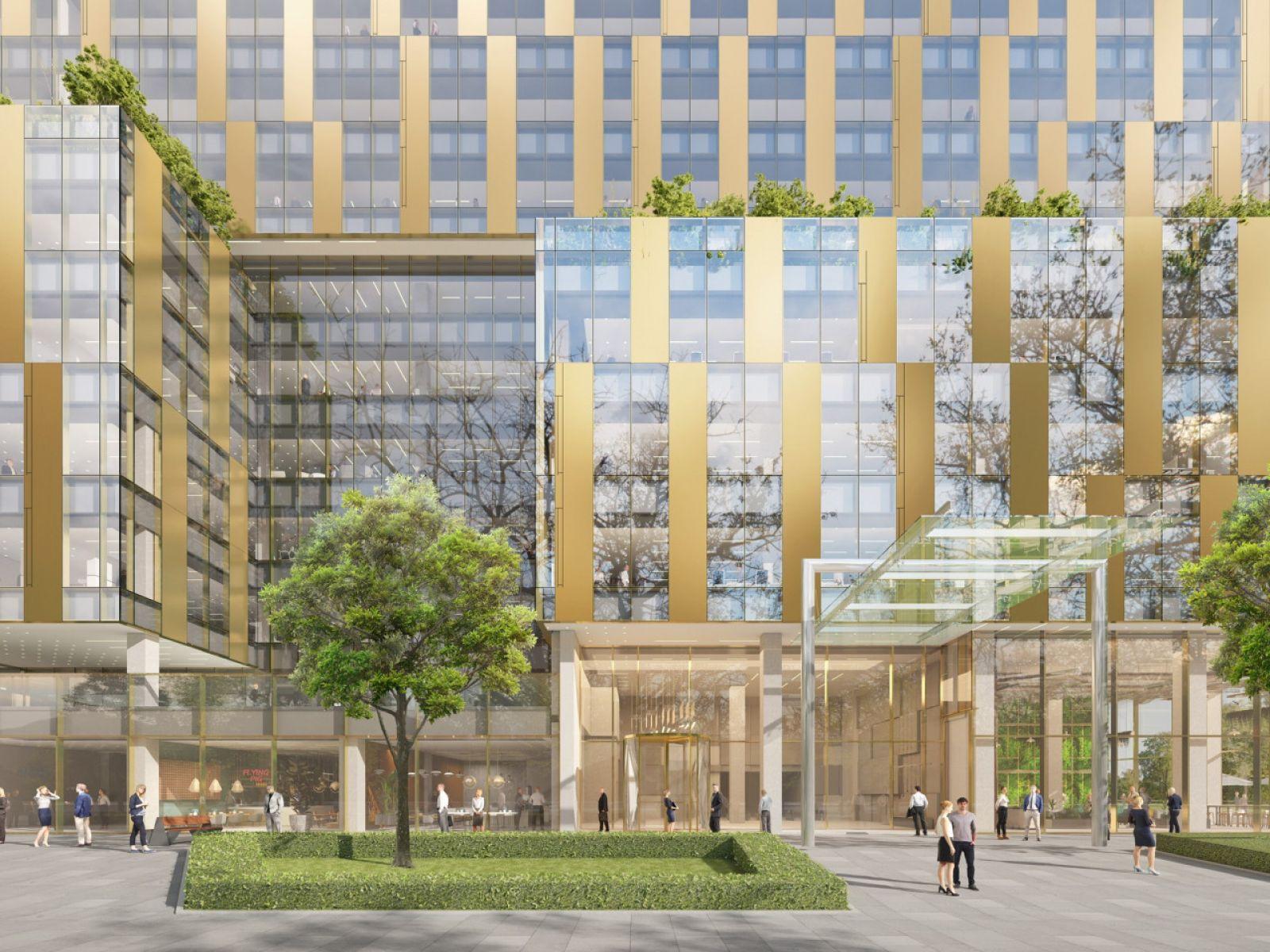 One United Properties a încheiat un acord de finanțare de 78 de milioane de euro pentru proiectul One Cotroceni Park