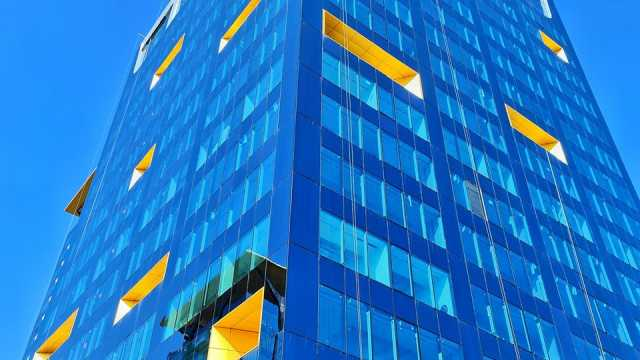 One Tower office building has received the WELL Health and Safety certification