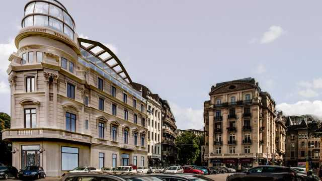 Beatrice Dumitrașcu and Elena Oancea at ZF Live, on how to develop a luxury residential project in a historic area